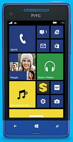 HTC на Windows Phone 8.1