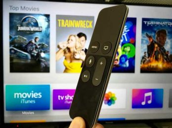 APPLE TV-2