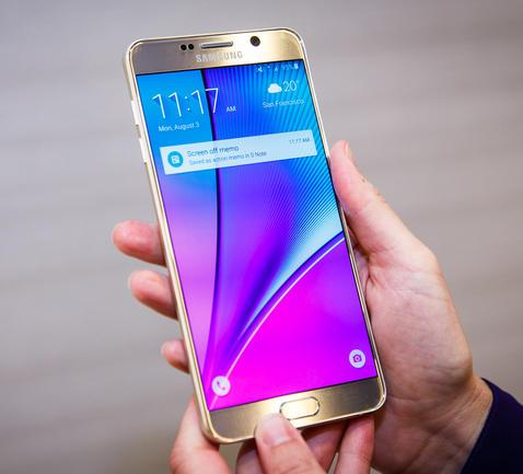 SAMSUNG GALAXY NOTE 5-1