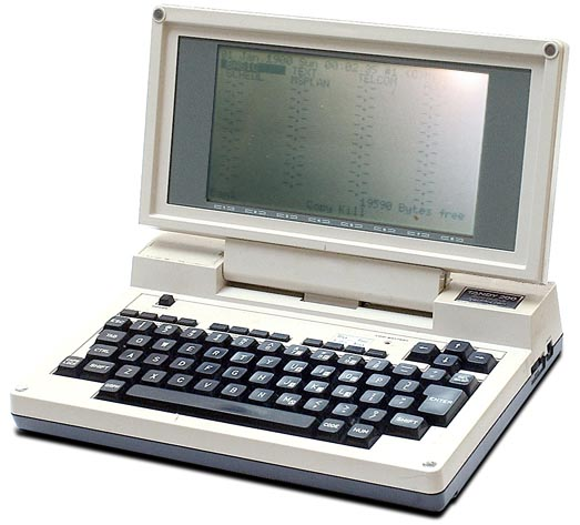 Tandy TRS-80 model 200